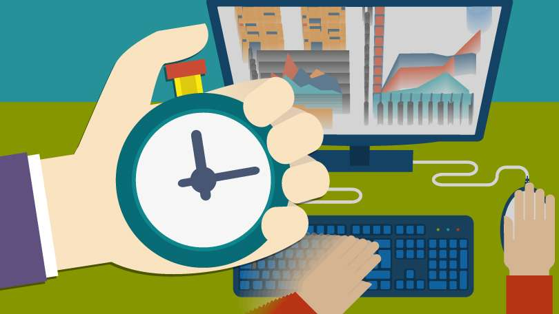 5 Time Conserving Tips Utilizing the Computer System for Details Monitoring -