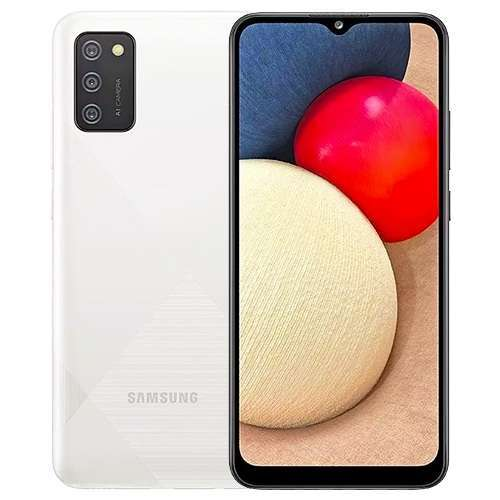 Open and also reset Samsung Galaxy A02s -