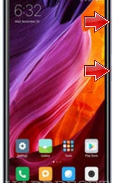 Open and also reset Yezz Max 1 Plus -